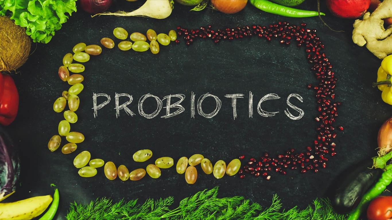 Probiotics Help Dermatitis