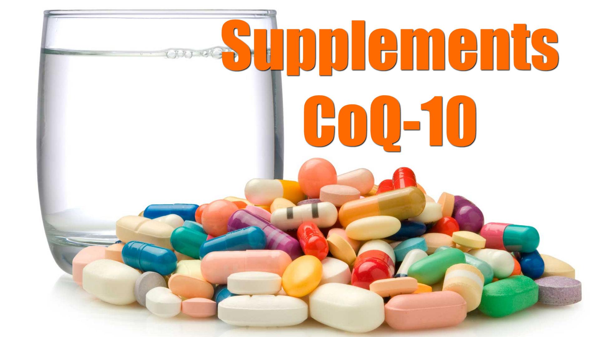 coq10 uses
