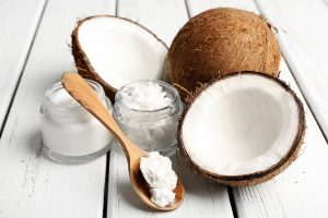 coconut oil on acne