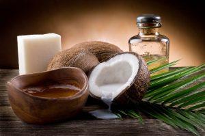 coconut oil on eczema