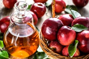 apple cider vinegar eczema