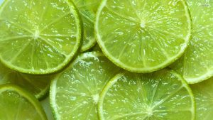 lemon on acne