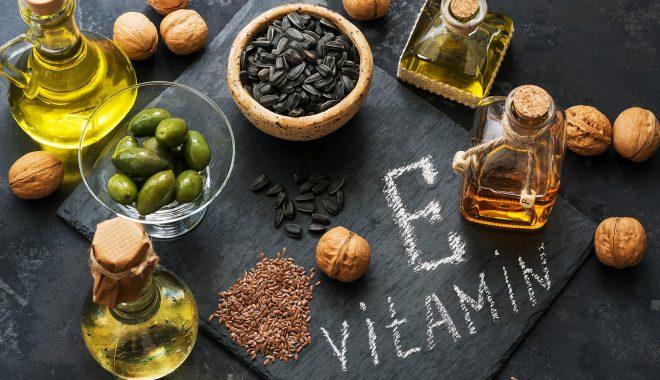 vitamin e skin health benefits