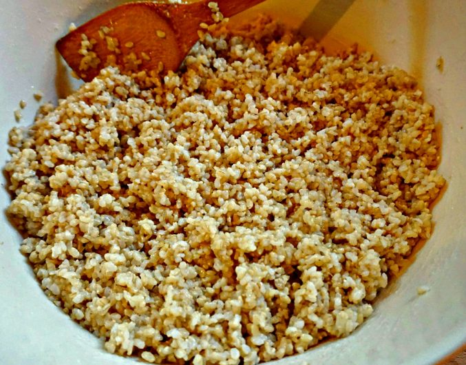 brown rice for weight loss