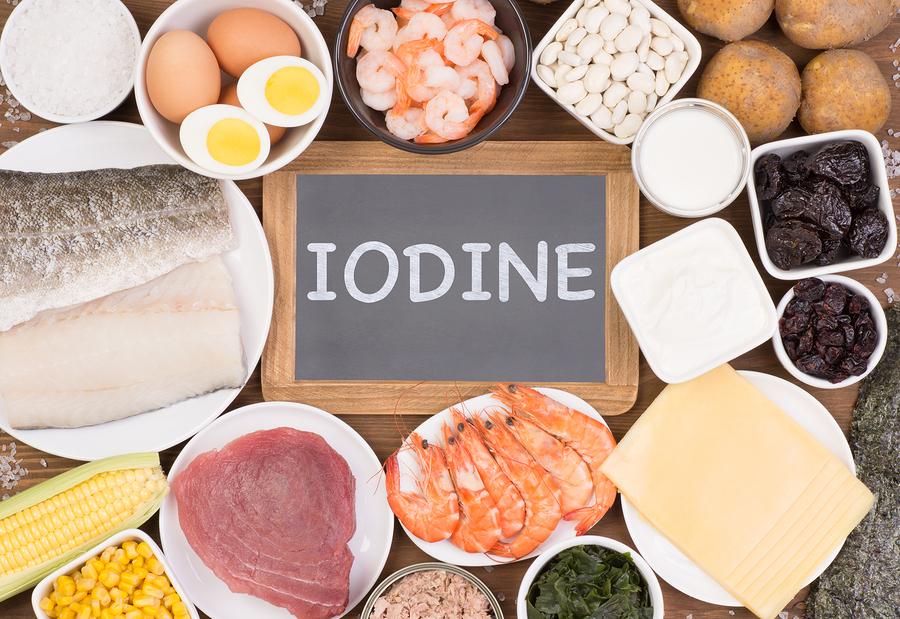 iodine weight loss