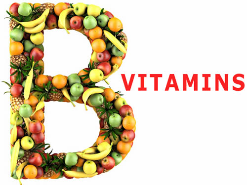 vitamin b complex for stress