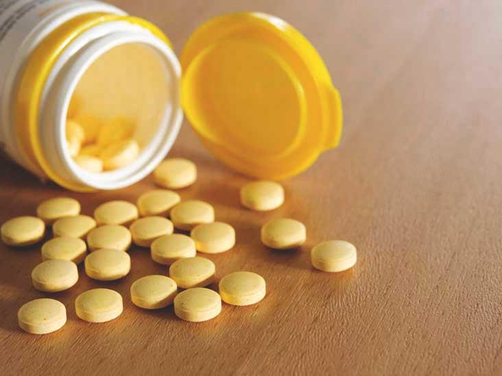 vitamin b complex for stress