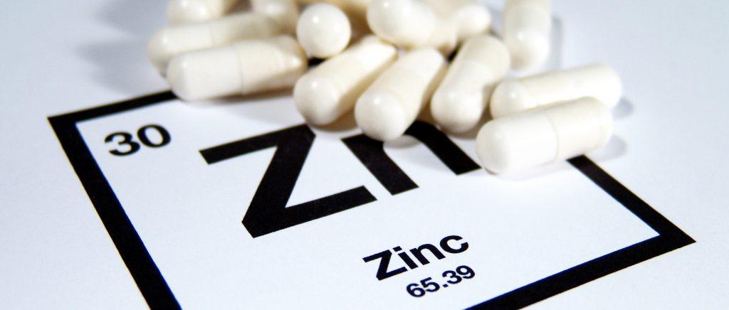 zinc for acne