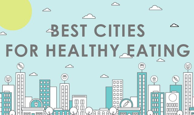 Healthiest Cities in America for Dining Out